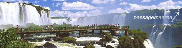 Foz do Iguaçu - As belezas naturais do Brasil