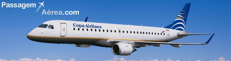 Copa Airlines - Novas Rotas a um preço competitivo